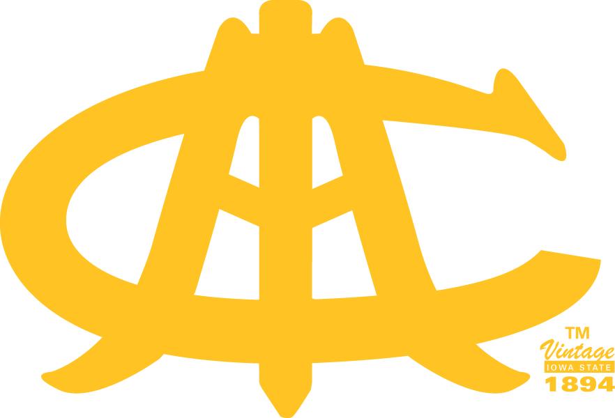 Iowa State Cyclones Logo Primary Logo (1894) -  SportsLogos.Net