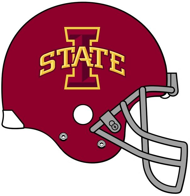 Iowa State Cyclones Helmet Helmet (2007-Pres) -  SportsLogos.Net