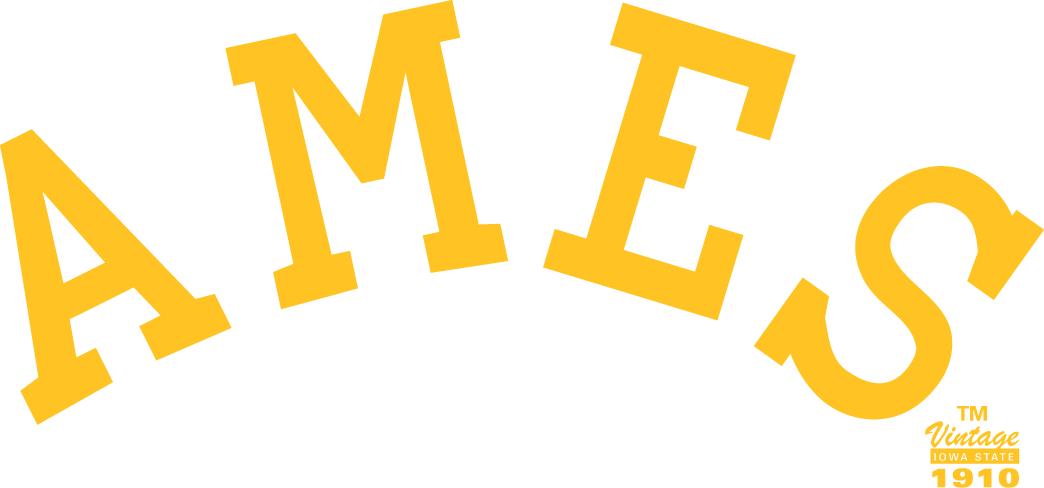 Iowa State Cyclones Logo Primary Logo (1910-1929) -  SportsLogos.Net