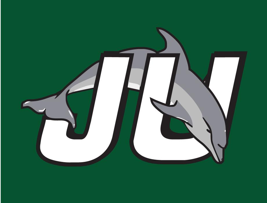 Jacksonville Dolphins Logo Alternate Logo (1996-2018) -  SportsLogos.Net