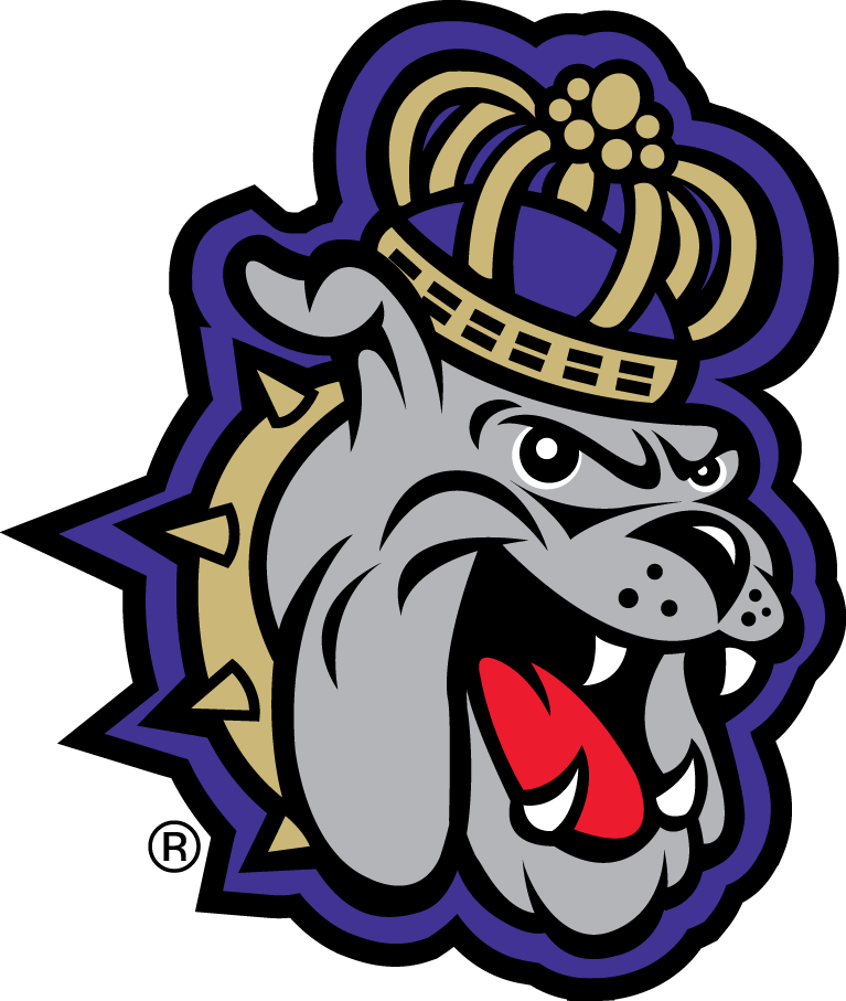 James Madison Dukes Logo Alternate Logo (2013-2016) -  SportsLogos.Net