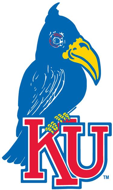 Kansas Jayhawks Logo Primary Logo (1920-1922) -  SportsLogos.Net
