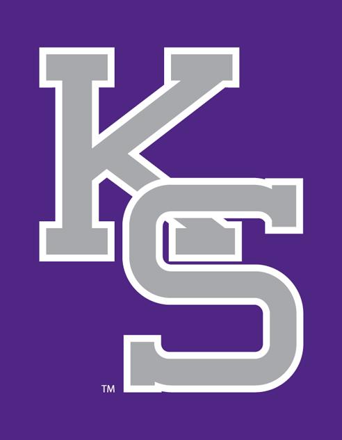 Kansas State Wildcats Logo Secondary Logo (2000-2019) - Baseball Cap interlocking letter logo SportsLogos.Net
