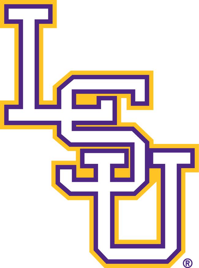 LSU Tigers Logo Wordmark Logo (2000-Pres) -  SportsLogos.Net