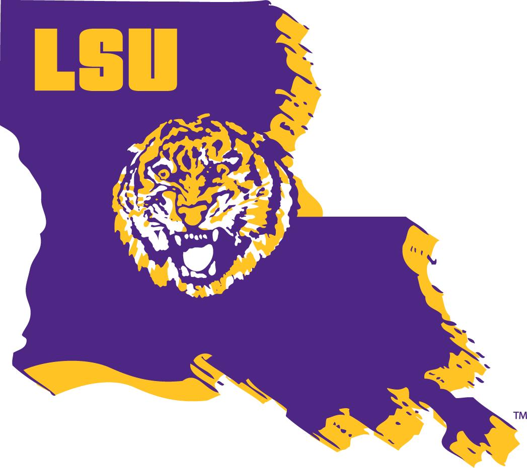 LSU Tigers Alternate Logo - NCAA Division I (i-m) (NCAA i-m) - Chris ... 0946f5862