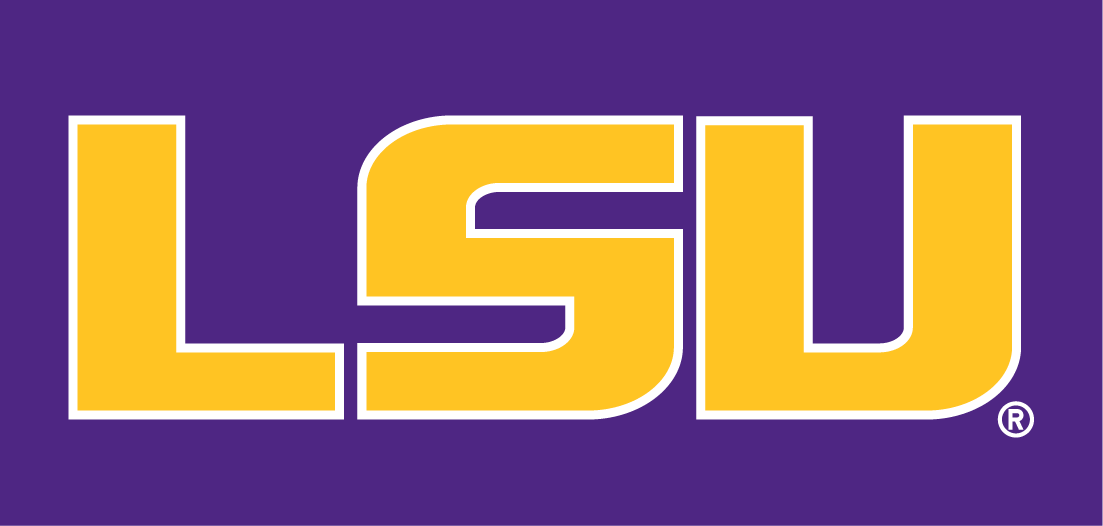 Division - I NCAA LSU  i (NCAA Alternate (i-m) Logo Tigers