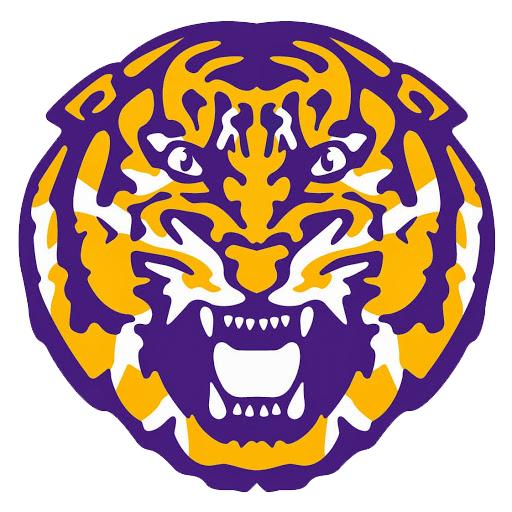 LSU Tigers Logo Alternate Logo (2014-Pres) -  SportsLogos.Net