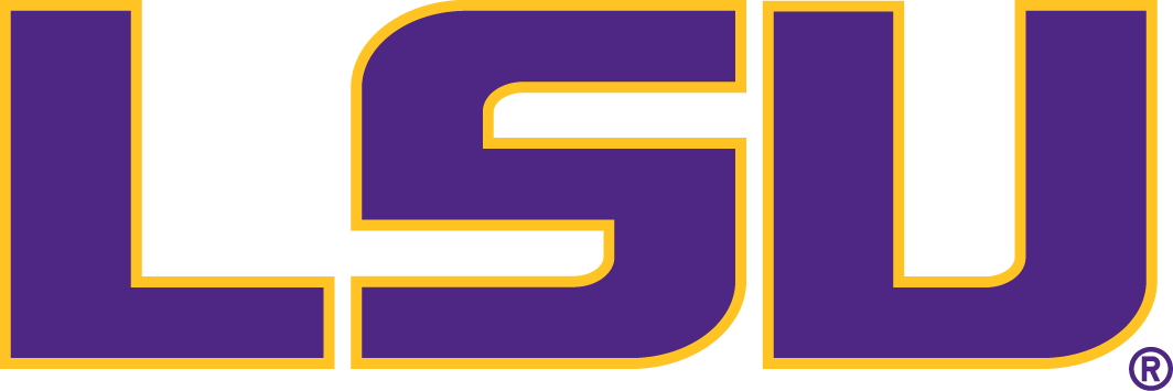 lsu tigers primary logo ncaa division i i m ncaa i m chris rh sportslogos net LSU Tiger Eye Logo lsu logo pictures
