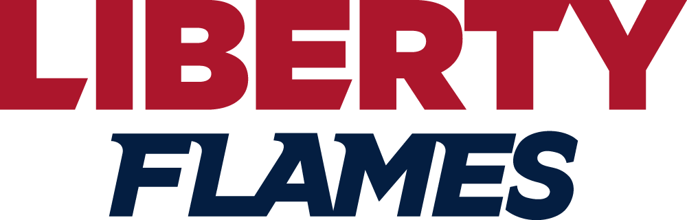Liberty Flames Logo Wordmark Logo (2013-Pres) -  SportsLogos.Net