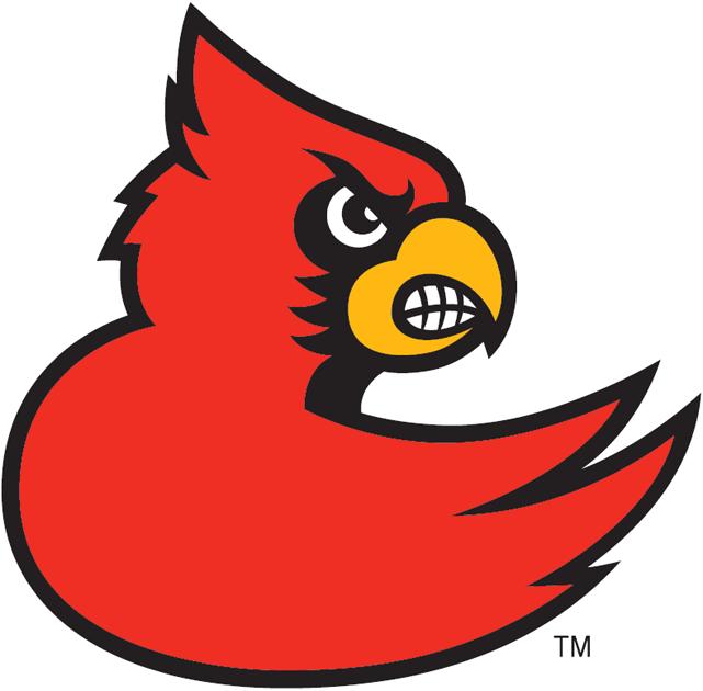 Louisville Cardinals Logo Alternate Logo (2007-2012) -  SportsLogos.Net