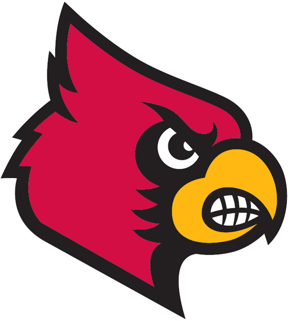 Louisville Cardinals Logo Primary Logo (2013-Pres) -  SportsLogos.Net