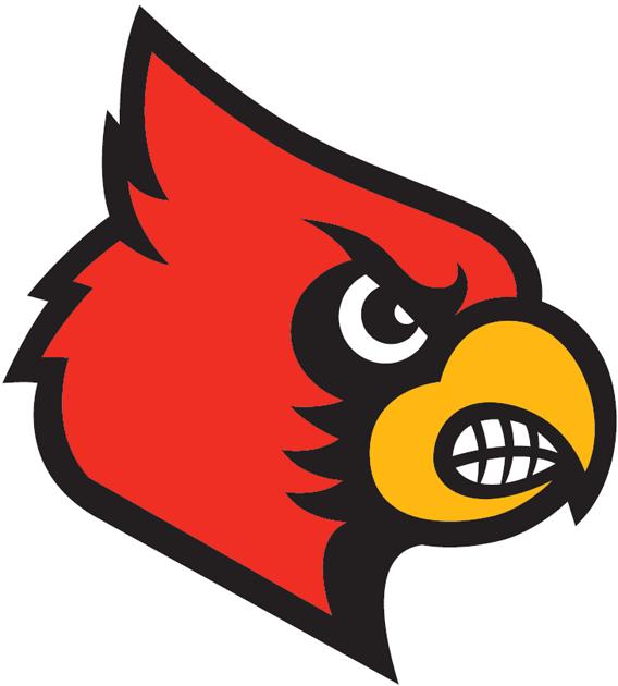 Louisville Cardinals Logo Secondary Logo (2007-2012) -  SportsLogos.Net
