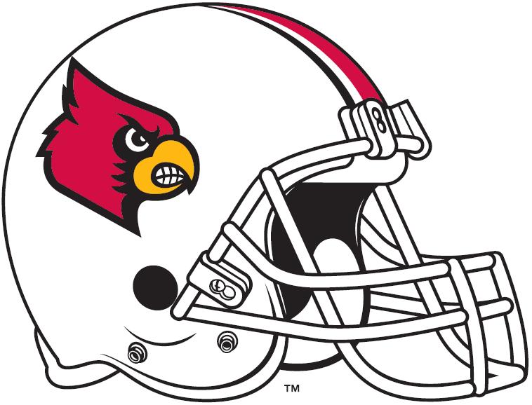 Louisville Cardinals Helmet Helmet (2013-Pres) -  SportsLogos.Net