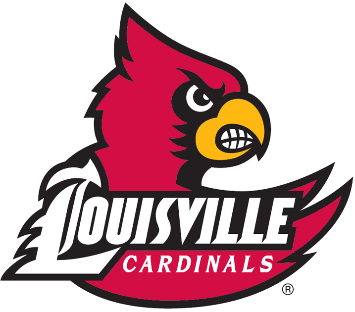 Louisville Cardinals Logo Secondary Logo (2013-Pres) -  SportsLogos.Net