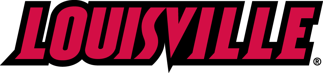 Louisville Cardinals Logo Wordmark Logo (2013-Pres) -  SportsLogos.Net
