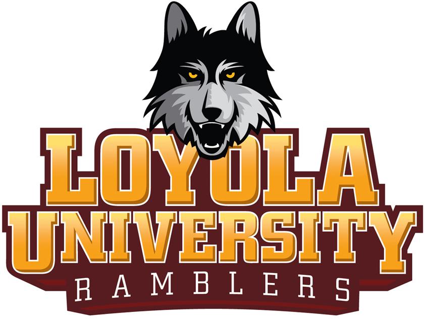 Loyola Ramblers Logo Primary Logo (2012-Pres) -  SportsLogos.Net