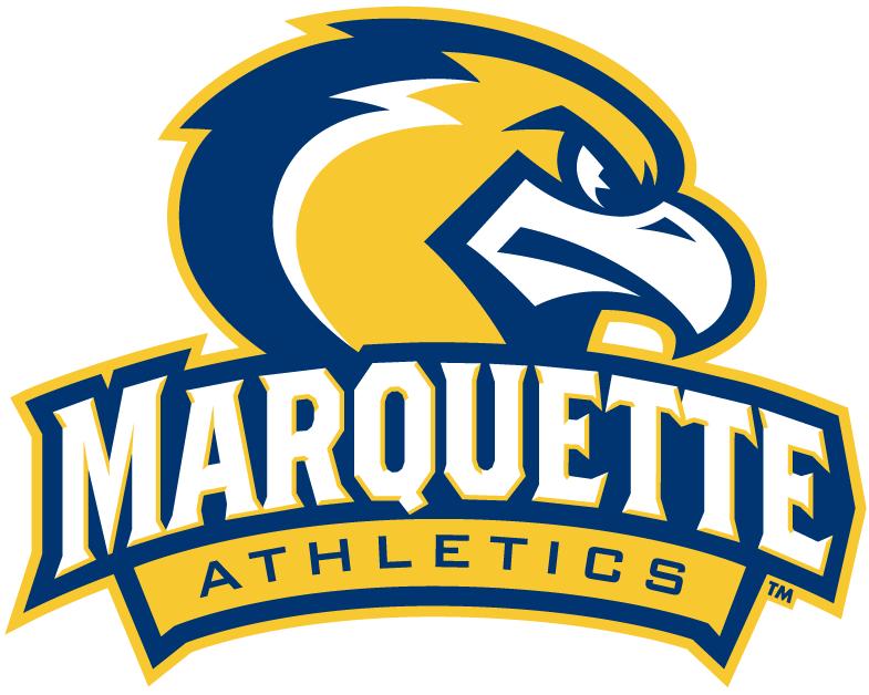Marquette Golden Eagles Logo Alternate Logo (2005-Pres) -  SportsLogos.Net