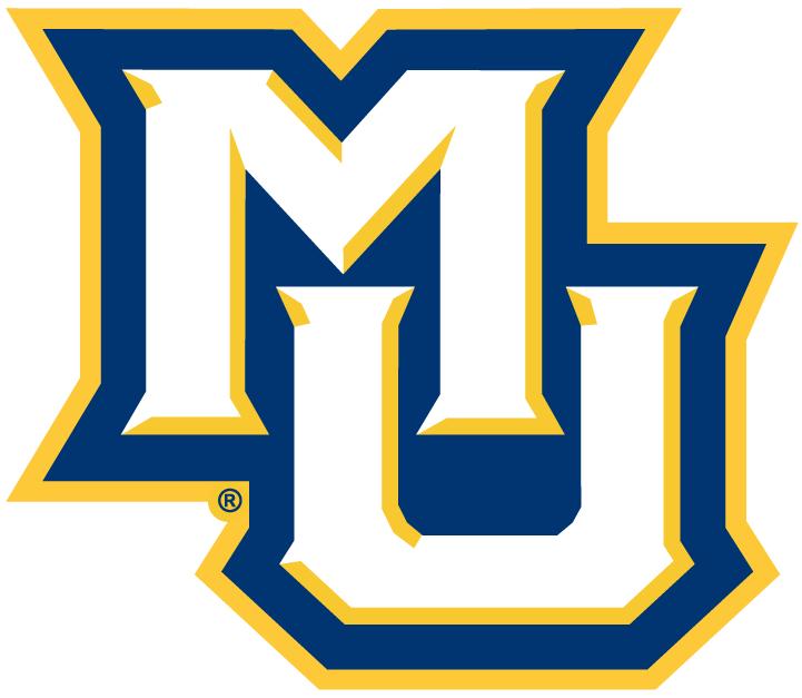 Marquette Golden Eagles Logo Secondary Logo (2005-Pres) -  SportsLogos.Net