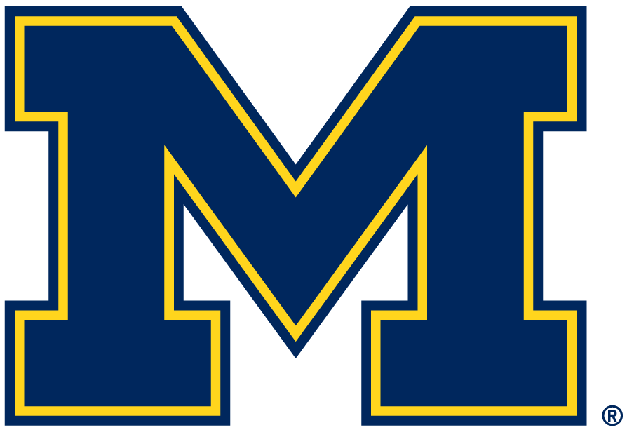 Michigan Wolverines Logo Alternate Logo (1996-Pres) -  SportsLogos.Net