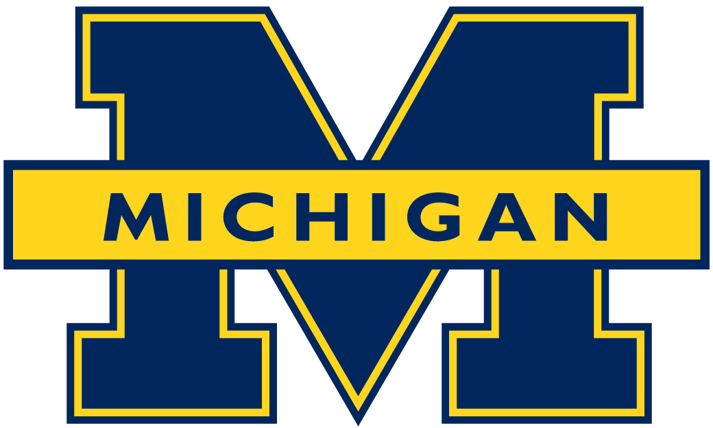 Michigan Wolverines Primary Logo - NCAA Division I (i-m ...