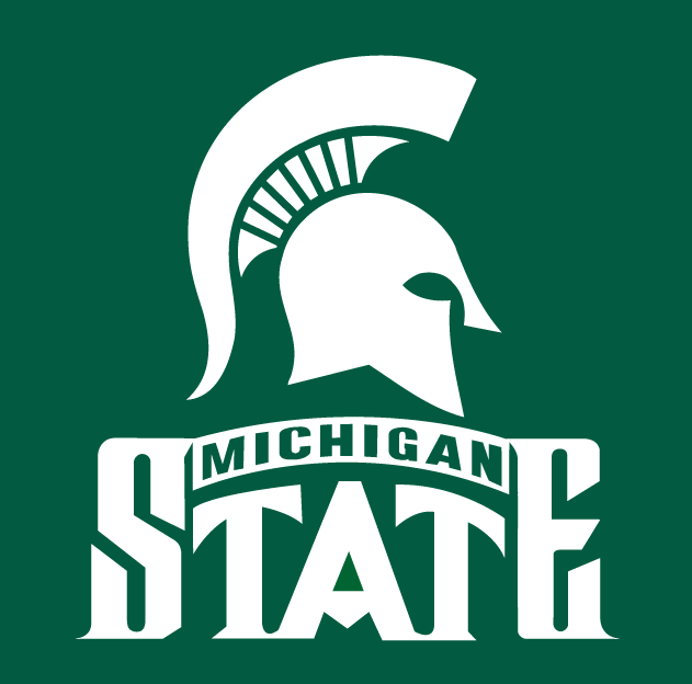 Michigan State Spartans Logo Alternate Logo (1987-Pres) -  SportsLogos.Net