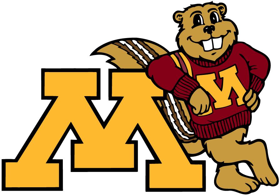 Minnesota Golden Gophers Mascot Logo - NCAA Division I (i-m) (NCAA i-m) -  Chris Creamer's Sports Logos Page - SportsLogos.Net