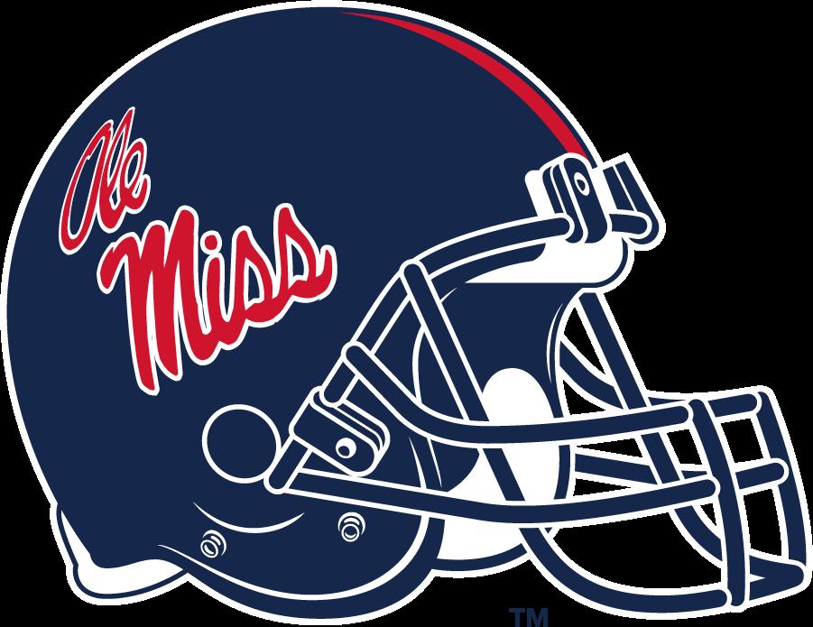 Mississippi Rebels Helmet Helmet (2011-Pres) -  SportsLogos.Net