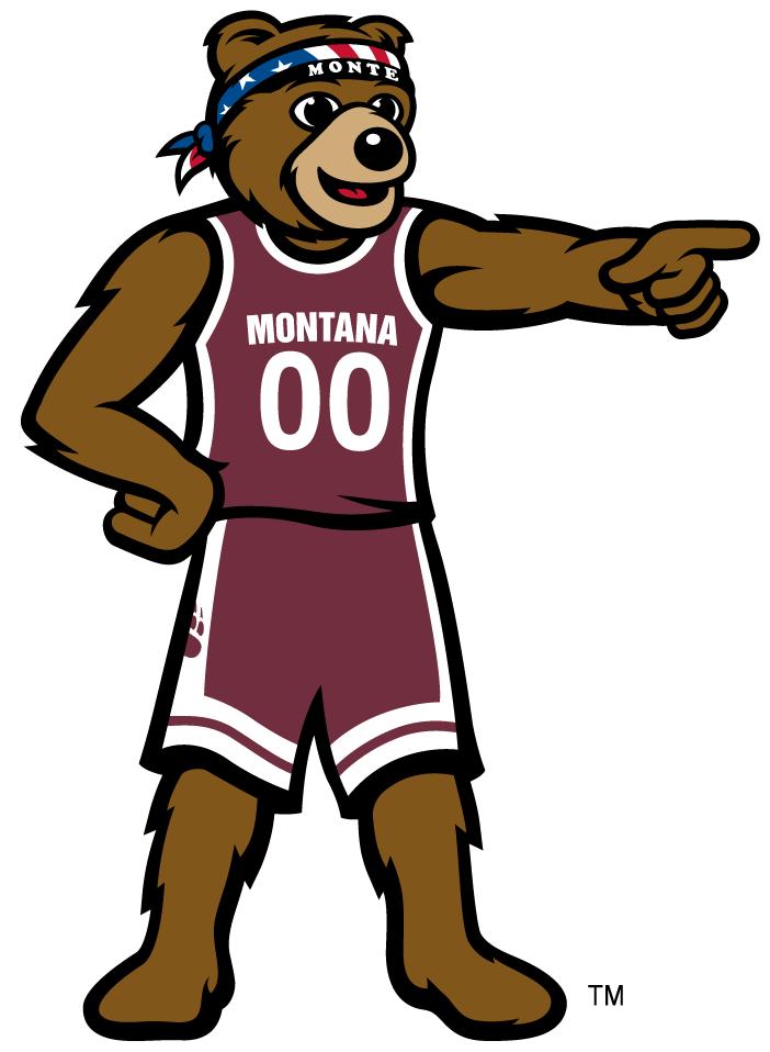 Montana Grizzlies Logo Mascot Logo (2010-Pres) -  SportsLogos.Net