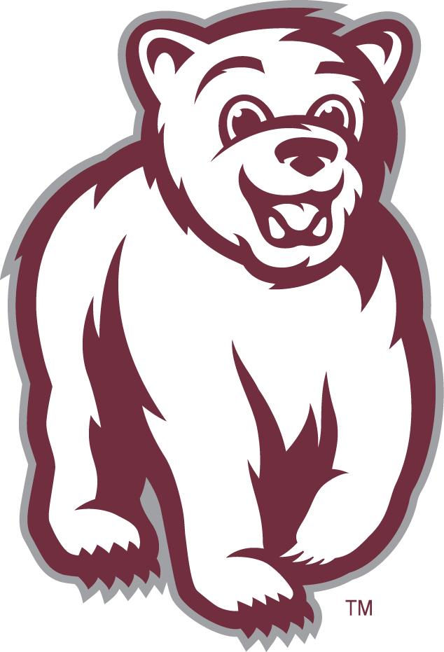 Montana Grizzlies Logo Mascot Logo (2010-Pres) - Youth Mark 1 SportsLogos.Net
