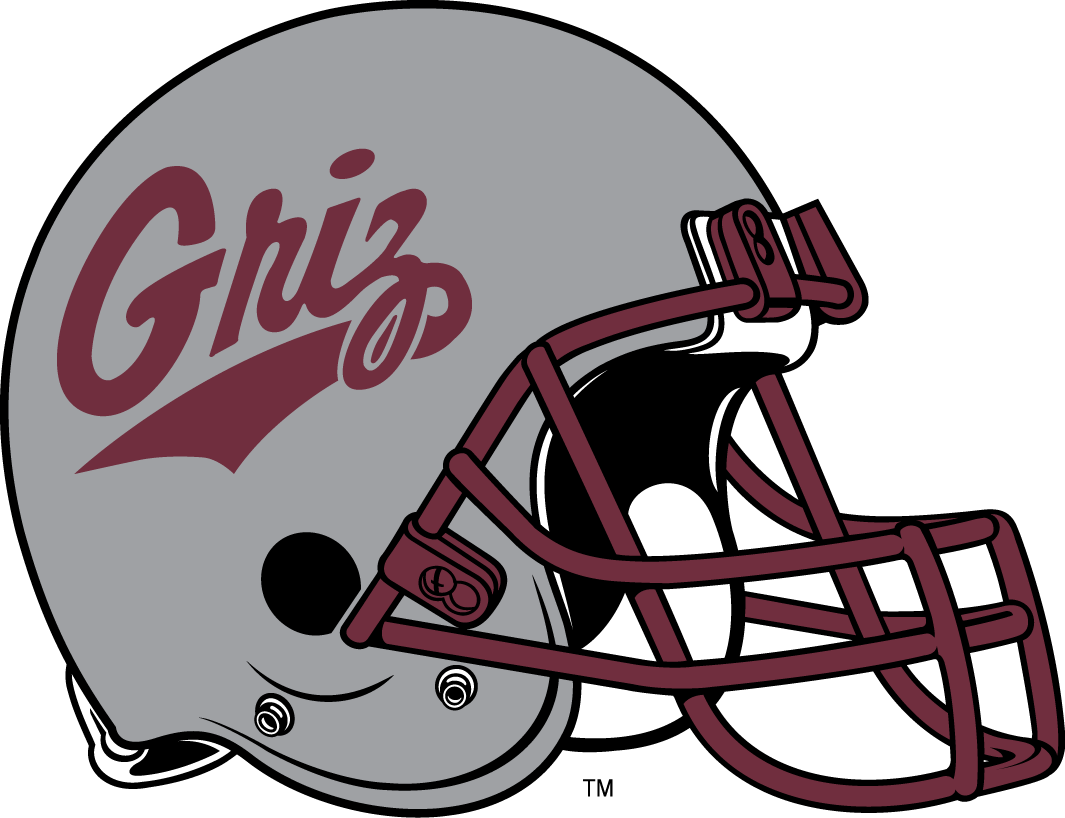 Montana Grizzlies Helmet Helmet (1996-Pres) -  SportsLogos.Net