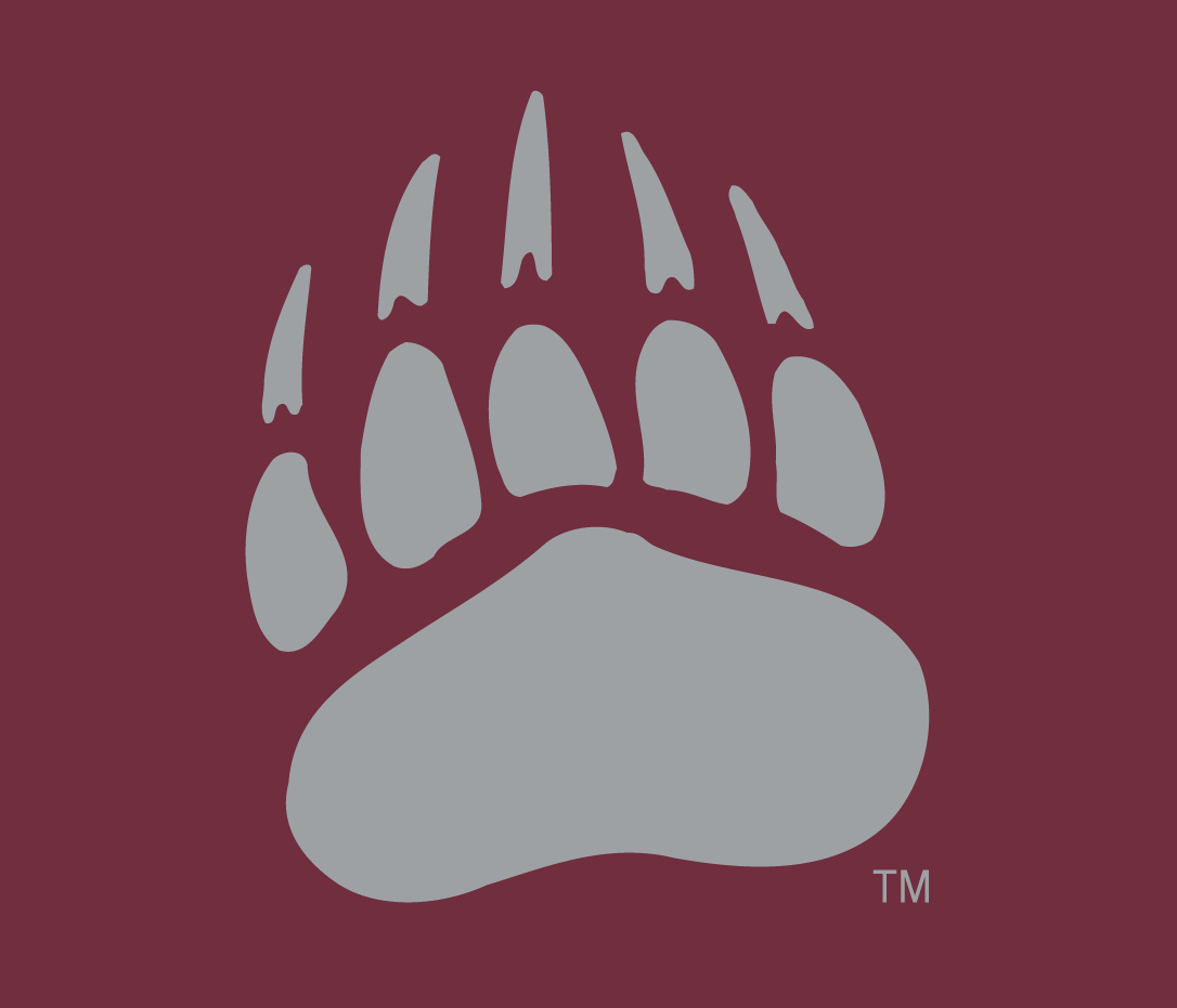Montana Grizzlies Logo Alternate Logo (1996-Pres) -  SportsLogos.Net