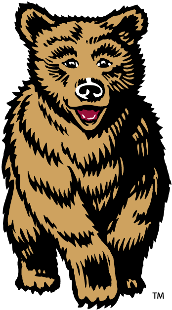Montana Grizzlies Logo Mascot Logo (1996-2009) - Youth mark - logo used for marketing towards young fans. SportsLogos.Net