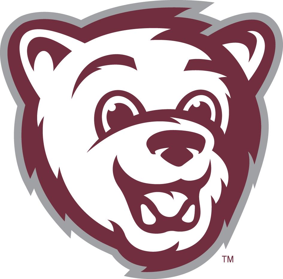 Montana Grizzlies Logo Mascot Logo (2010-Pres) - Youth Mark 2 SportsLogos.Net