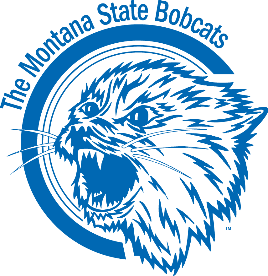 Montana State Bobcats Logo Alternate Logo (1960-1978) -  SportsLogos.Net