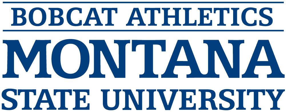 Montana State Bobcats Logo Wordmark Logo (1997-2012) -  SportsLogos.Net