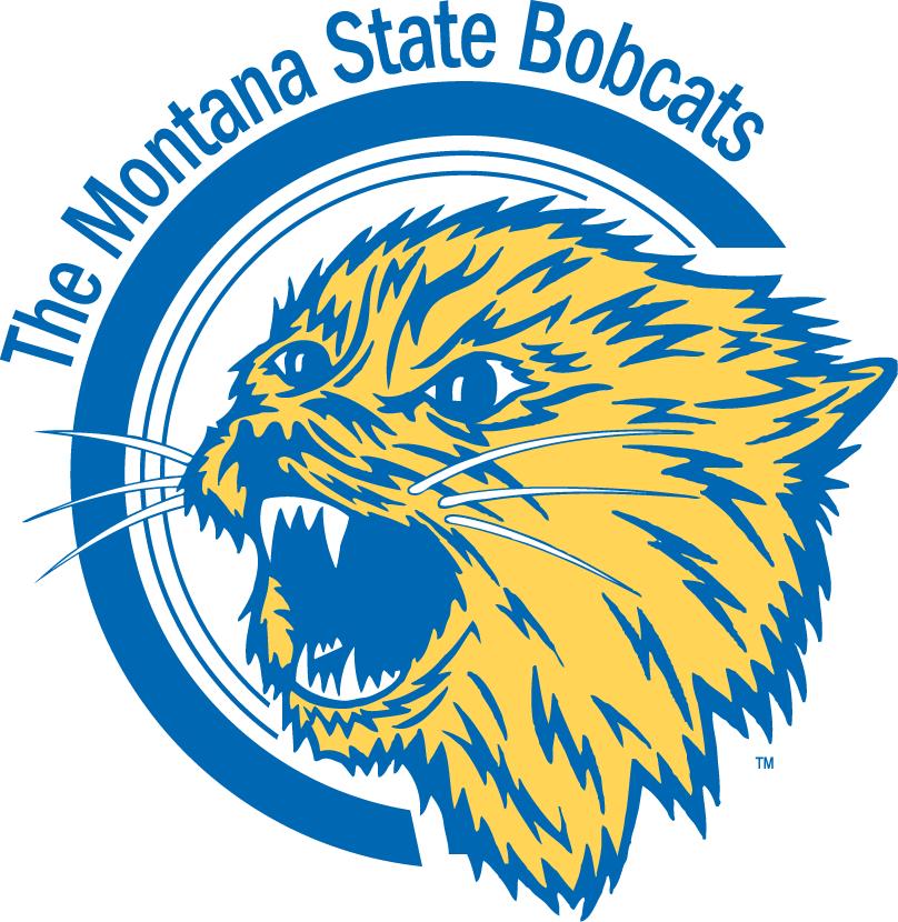Montana State Bobcats Logo Primary Logo (1960-1978) -  SportsLogos.Net