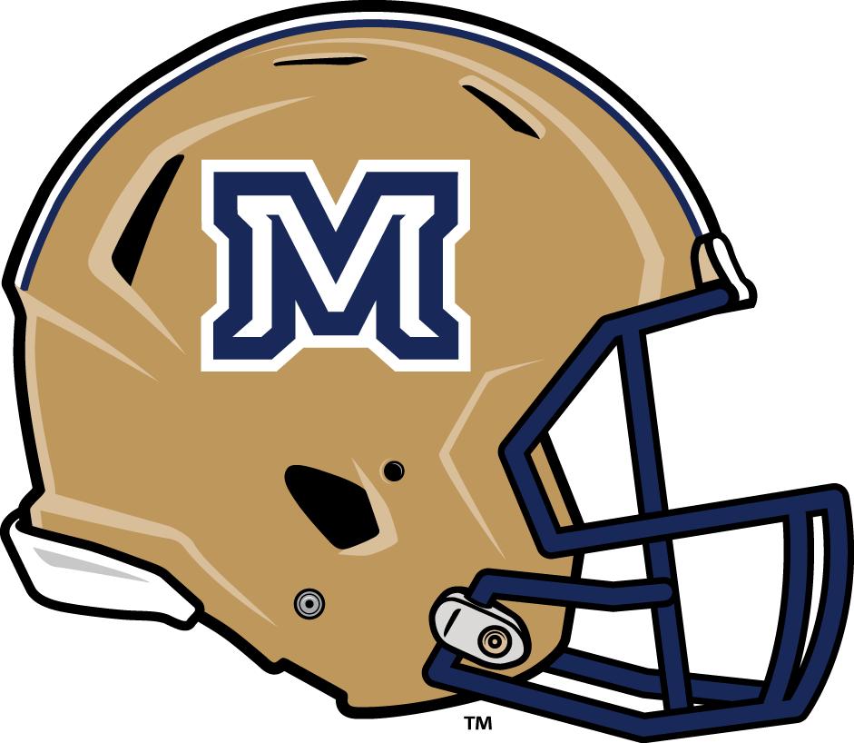 Montana State Bobcats Helmet Helmet (2013-Pres) -  SportsLogos.Net