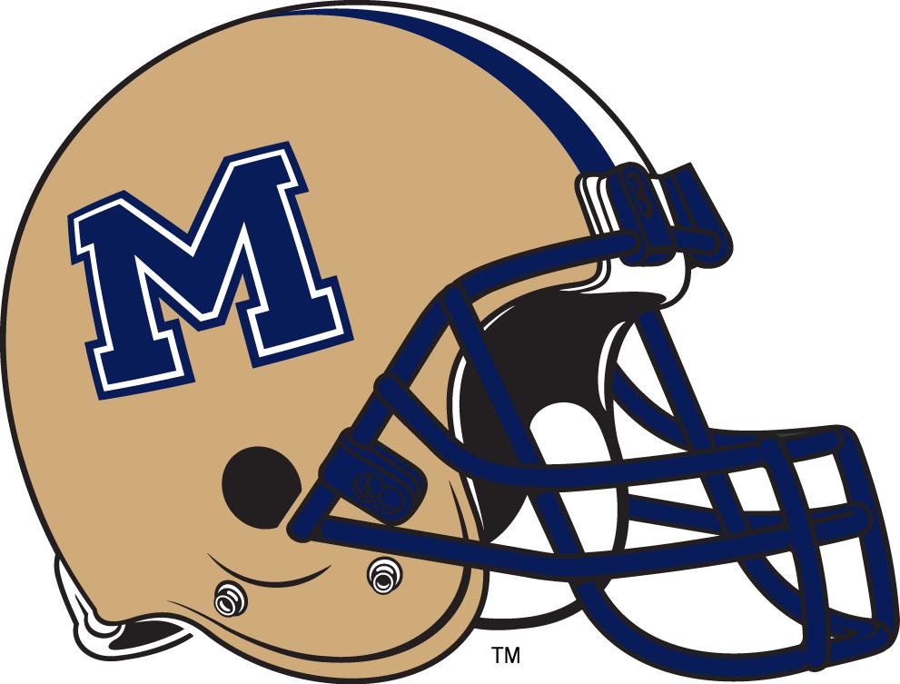 Montana State Bobcats Helmet Helmet (2004-2012) -  SportsLogos.Net