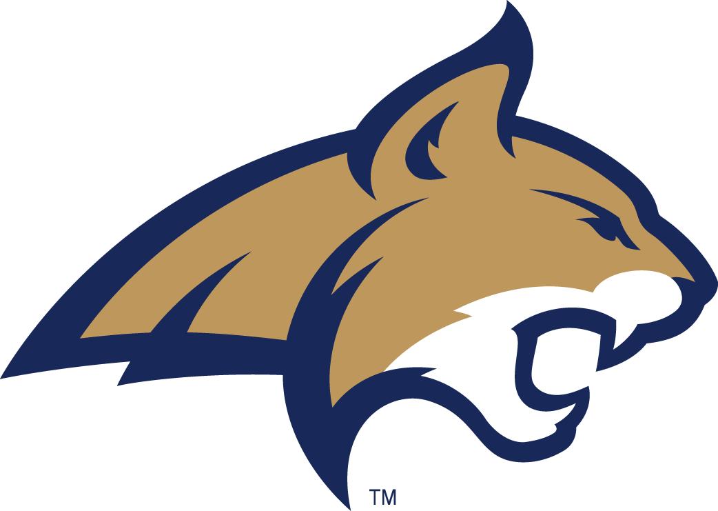 Montana State Bobcats Logo Primary Logo (2013-Pres) -  SportsLogos.Net