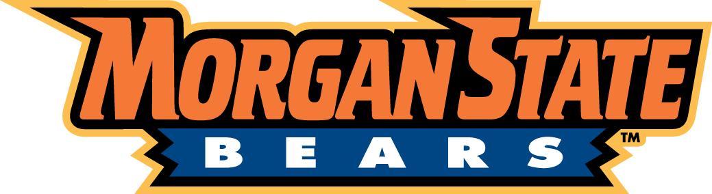 Morgan State Bears Logo Wordmark Logo (2002-Pres) -  SportsLogos.Net
