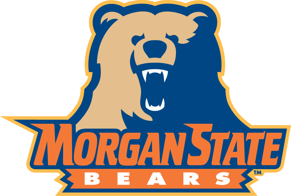 Morgan State Bears Logo Secondary Logo (2002-Pres) -  SportsLogos.Net
