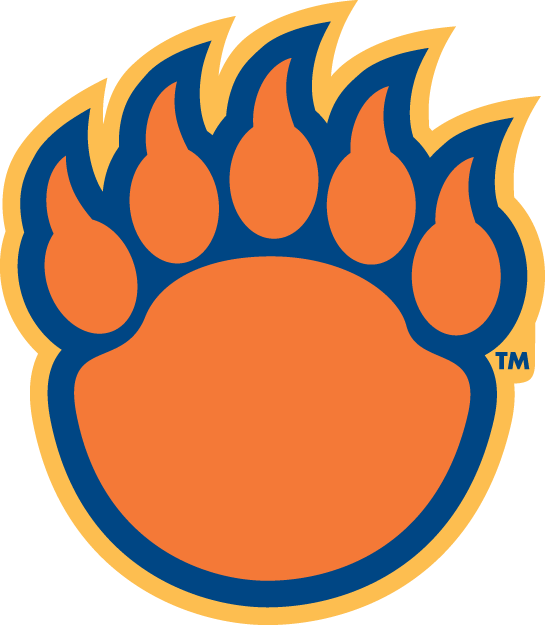 Morgan State Bears Logo Alternate Logo (2002-Pres) - Bear Paw SportsLogos.Net