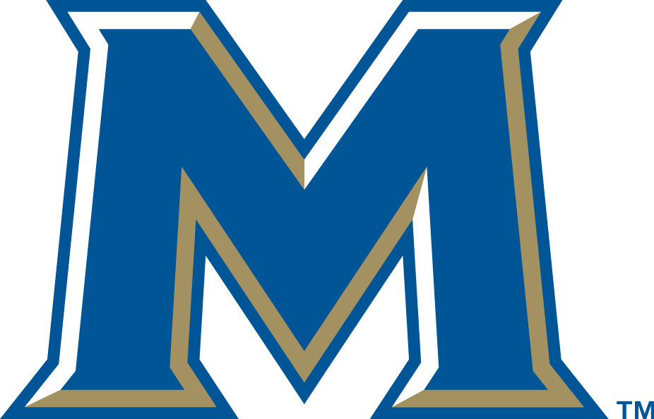 Mount St. Marys Mountaineers Logo Secondary Logo (2004-Pres) -  SportsLogos.Net