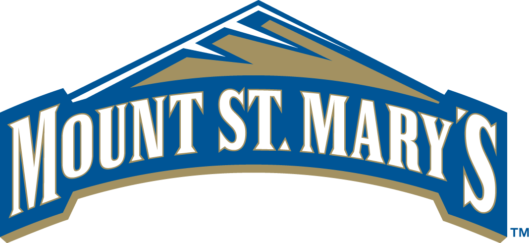 Mount St. Marys Mountaineers Logo Secondary Logo (2004-Pres) -  SportsLogos.Net