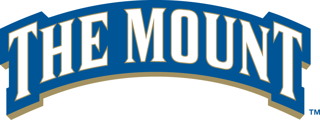 Mount St. Marys Mountaineers Logo Wordmark Logo (2004-Pres) -  SportsLogos.Net