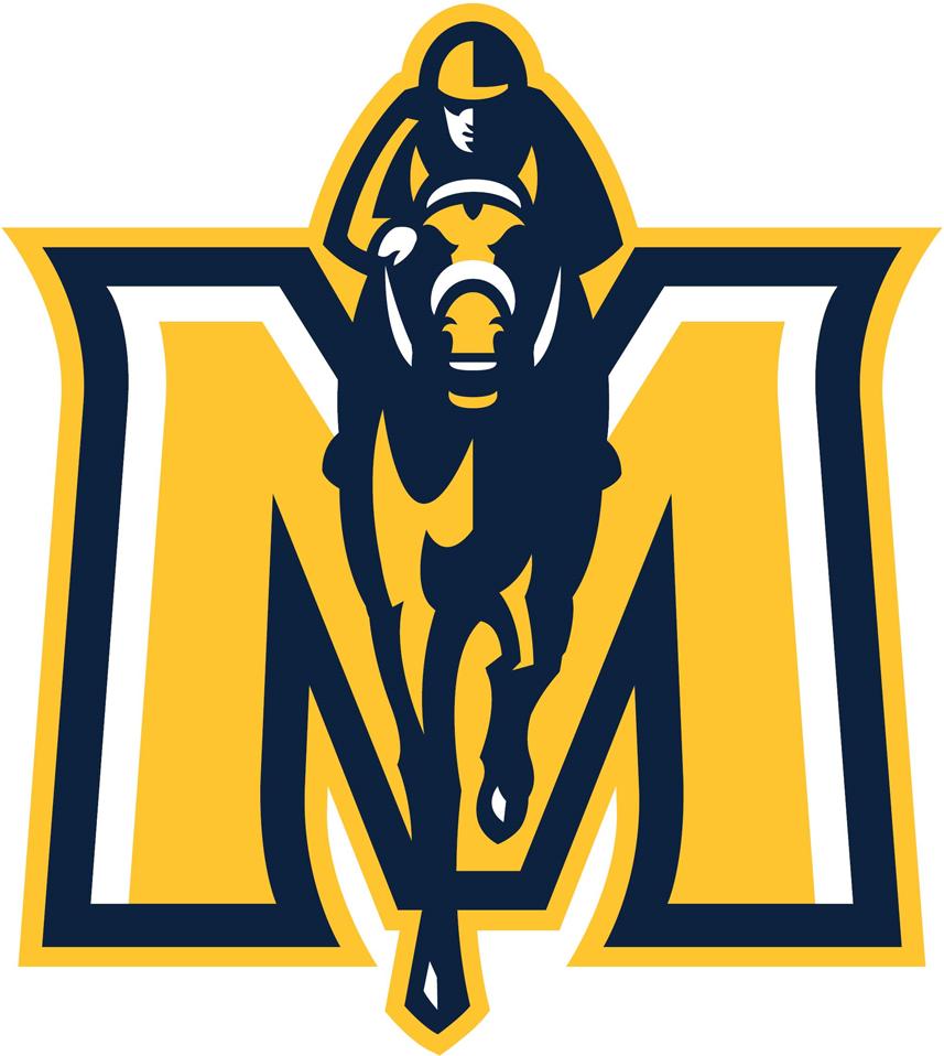 Murray State Racers Logo Primary Logo (2014-Pres) -  SportsLogos.Net