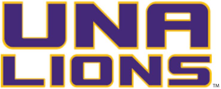 North Alabama Lions Logo Wordmark Logo (2000-Pres) -  SportsLogos.Net