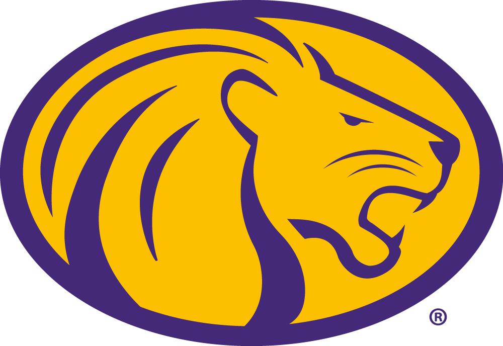 North Alabama Lions Logo Alternate Logo (2000-Pres) -  SportsLogos.Net