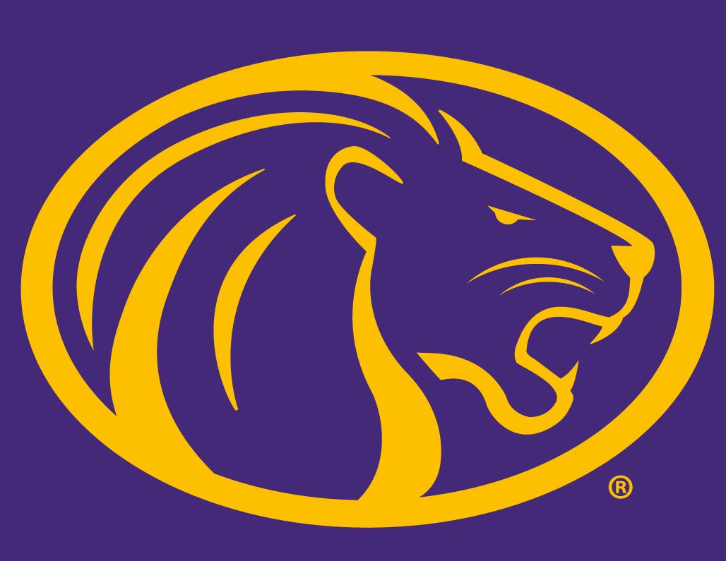 North Alabama Lions Logo Alt on Dark Logo (2000-Pres) -  SportsLogos.Net