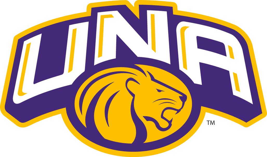 North Alabama Lions Logo Primary Logo (2000-Pres) -  SportsLogos.Net
